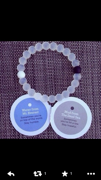jewels bracelets clear trut braclet motivation