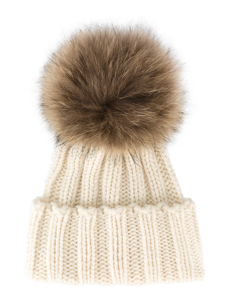 bobble hat fur hat nude