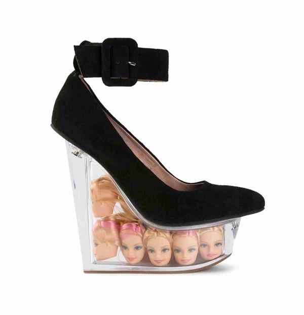 barbie heels