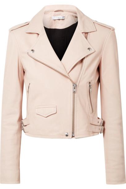 Iro jacket biker jacket leather