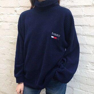 sweater jumper tommy hilfiger