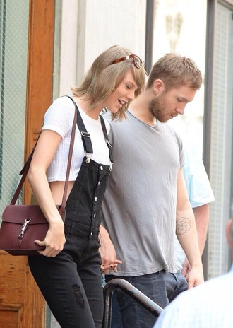 pants dungarees cute tumblr hipster taylor swift calvin harris pretty indie celebrity overalls