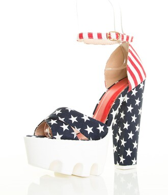 shoes flag shoes america american shoes stars and stripes flag sandals american flag sandals