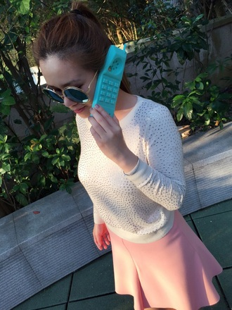 phone cover tiffany blue iphone cover iphone case dress style trendy blogger denim jacket shoes moschino skirt shorts top blouse jacket