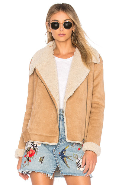 TULAROSA coat tan