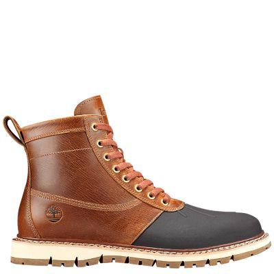 Timberland | Men's Britton Hill Side-Zip Boots