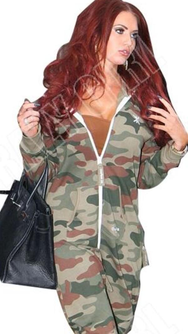 pants camouflage camouflage camo jacket camouflage camo jacket green camo onesie onesie