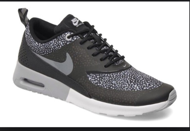 shoes wolf grey print air max women nike air max thea