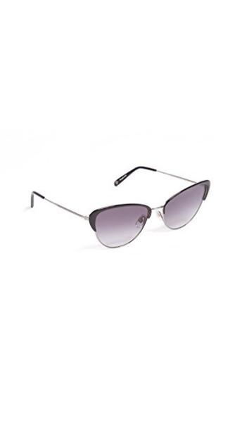Garrett Leight sunglasses light