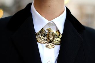 jewels golden necklace golden necklace