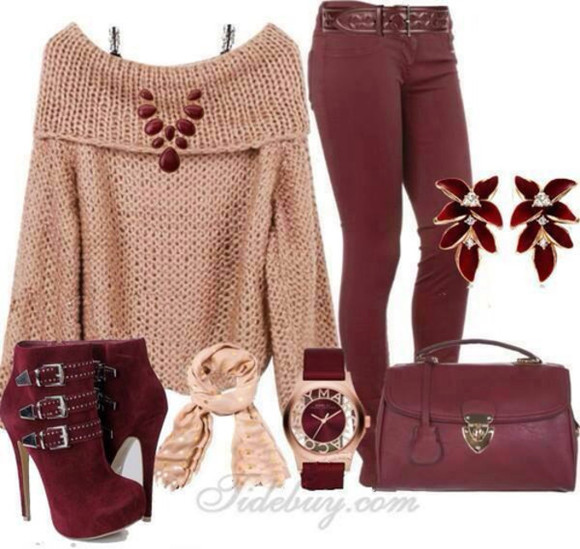 sweater loose fit sweater