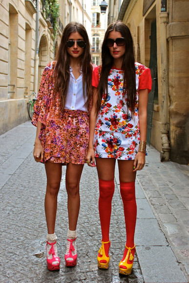 shoes shirt t-shirt girls jacket white clothes fashion sunglasses how two live howtwolive top blouse dungarees floral patterns high heels pink yellow socks tumblr girl tumblr clothes skirt dress underwear