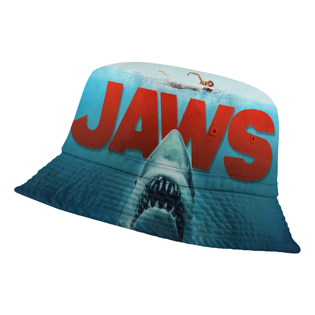 Jaws bucket hat