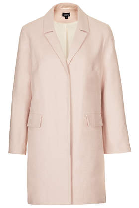 Tailored Lightweight Coat - Topshop USA
