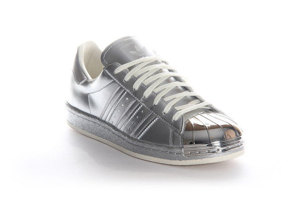 Adidas Superstar 80s Metallic Silver