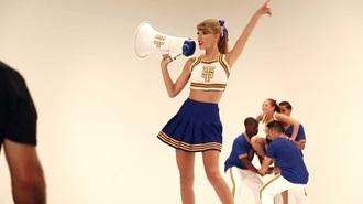 dress skirt cheerleader uniforme cheerleading taylor swift shake it off