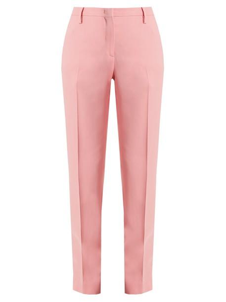 No. 21 pink pants