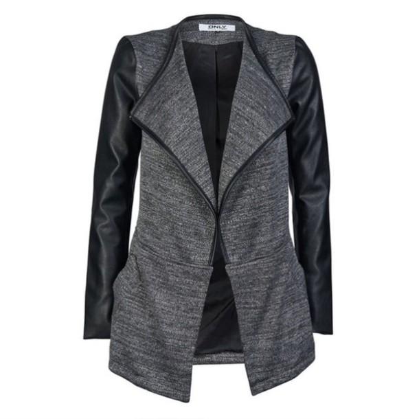 jacket pu jacket
