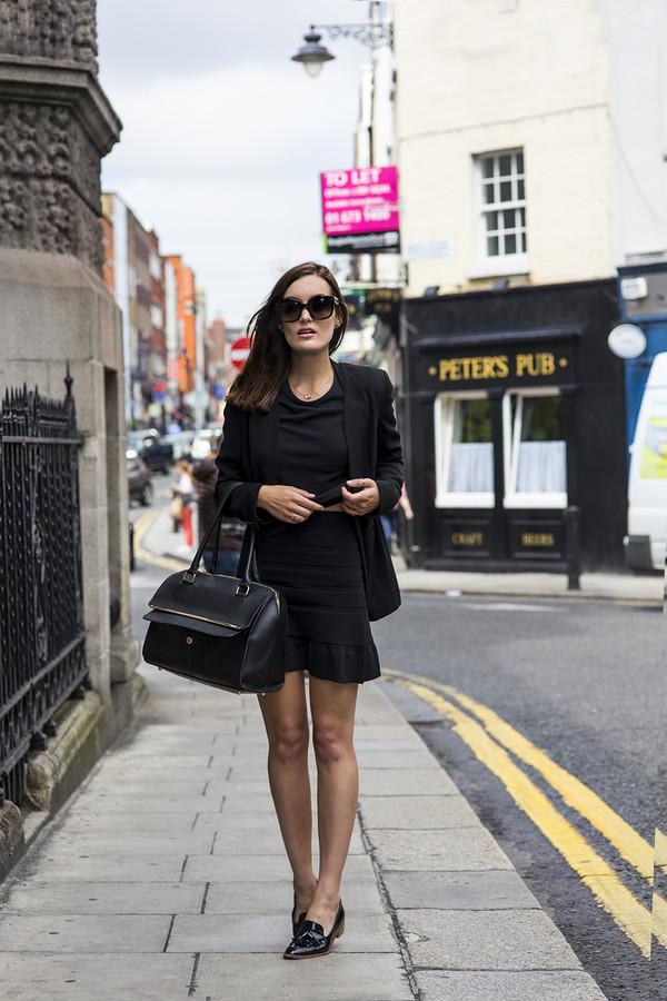 anouska proetta brandon jacket skirt bag shoes jewels sunglasses
