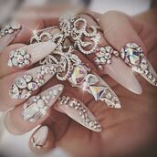 nail polish,nails,nails jewellery,nails jewelry,style,jewelry,nail accessories,nail art,make-up,handmade jewellry,nail fashion,jewels,knuckle ring,ring,bling,accessories,Accessory