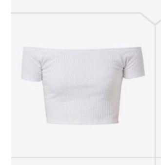 shirt crop tops white top cute top