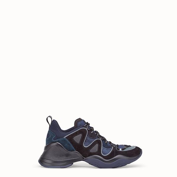 Fendi Sneakers, Multicolour Size 5