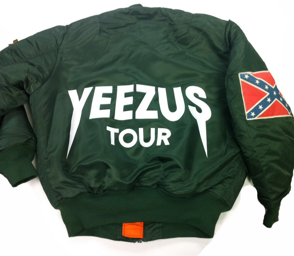 Kanye West Yeezus Tour Jacket T Shirt Supreme Pyrex Vision bape Hood Y by Air M | eBay