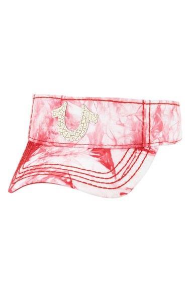 True Religion Brand Jeans Marble Dye Visor Nordstrom