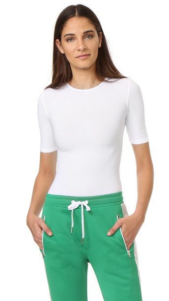 Alix Arden Bodysuit - White
