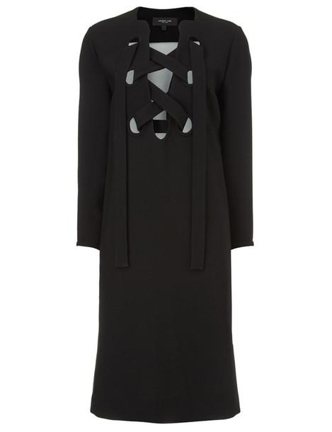 DEREK LAM dress lace black black lace