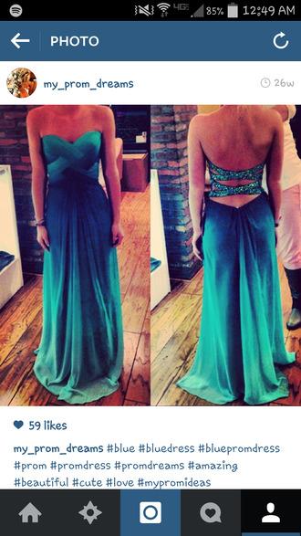 green dress blue dress prom dress prom glitter dress