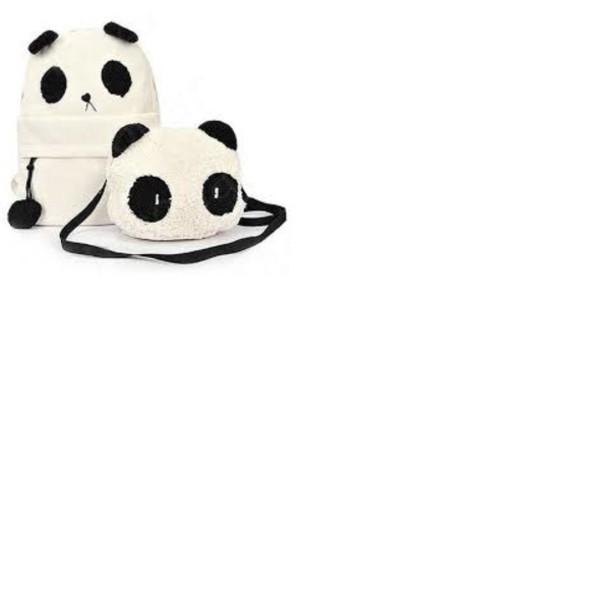 bag panda cute