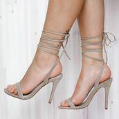 shoes,windsor smith,peppermayo,beige heels,camel heels,suede,suede heels