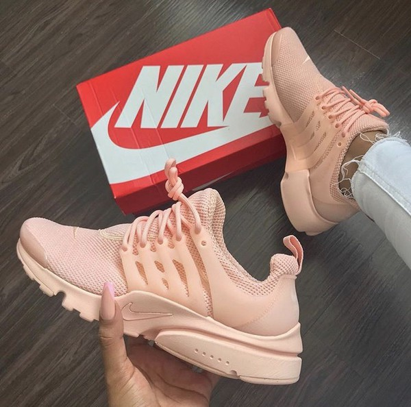 best website 378bc 6582a shoes nike pink baby pink pastel sportswear sport shoes summer fashion  running shoes nike running shoes