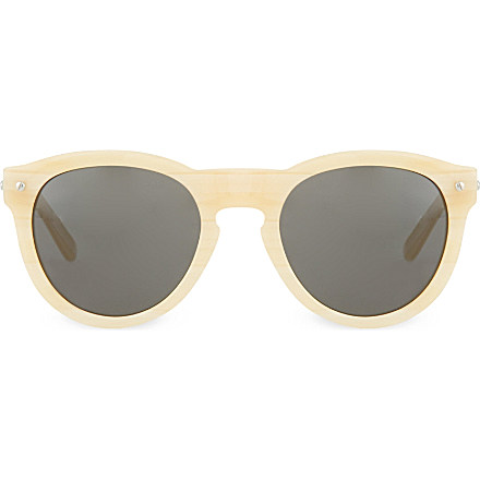 RAG & BONE - U0001401 Keaton bone sunglasses | Selfridges.com