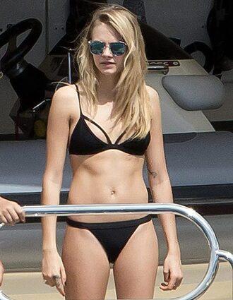 swimwear cara delevingne bikini