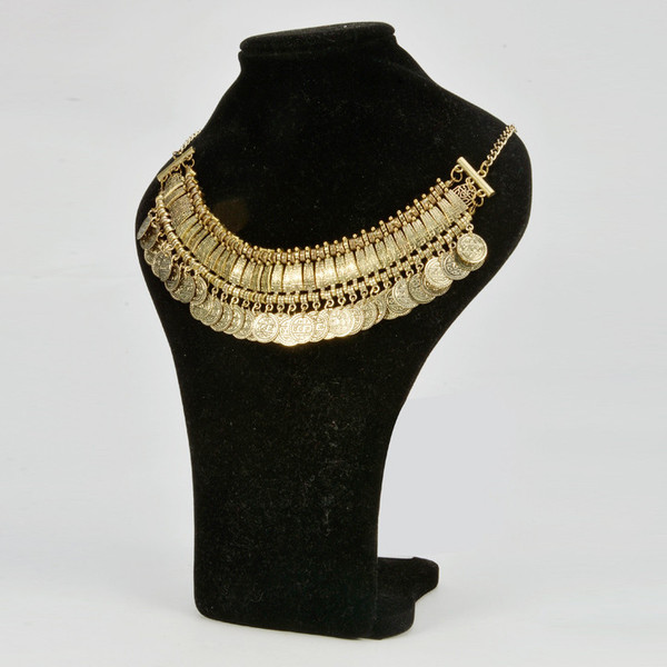Circlair state necklace