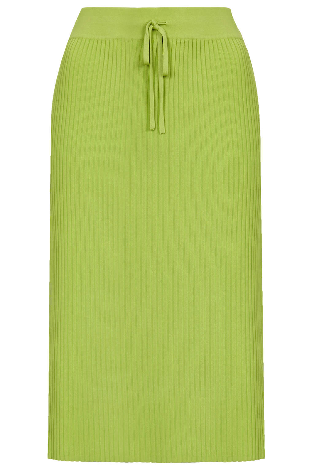 **side split knitted pencil skirt by marques'almeida x topshop