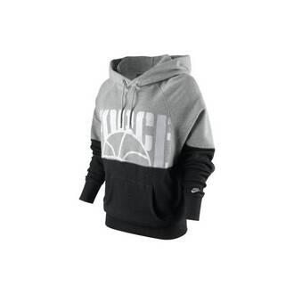 sweater nike blue black grey sweatshirt hoodie nike sweater