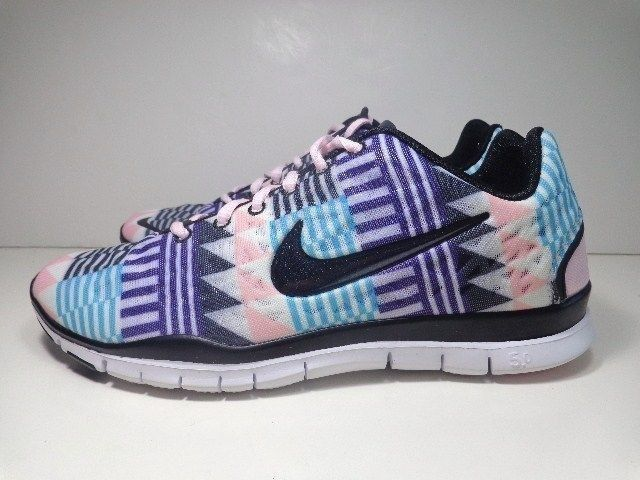 super popular 0fcf0 81931 New Womens Nike Free TR Fit 3 PRT Running Shoes 555159-113 .