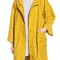 Eileen fisher hooded organic cotton & nylon jacket (regular & petite) | nordstrom