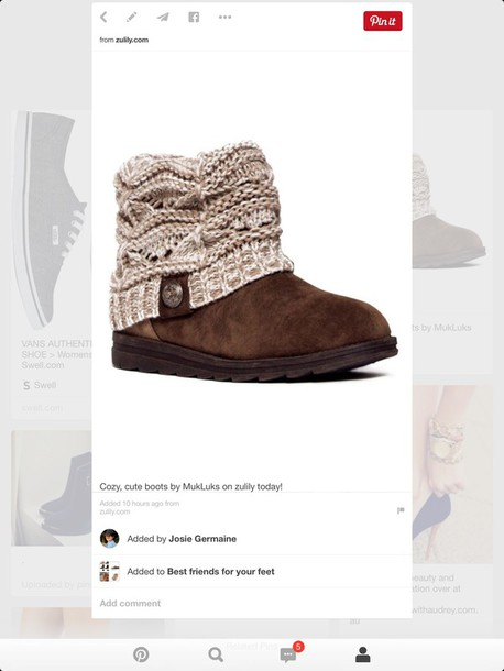 shoes muk luck boots