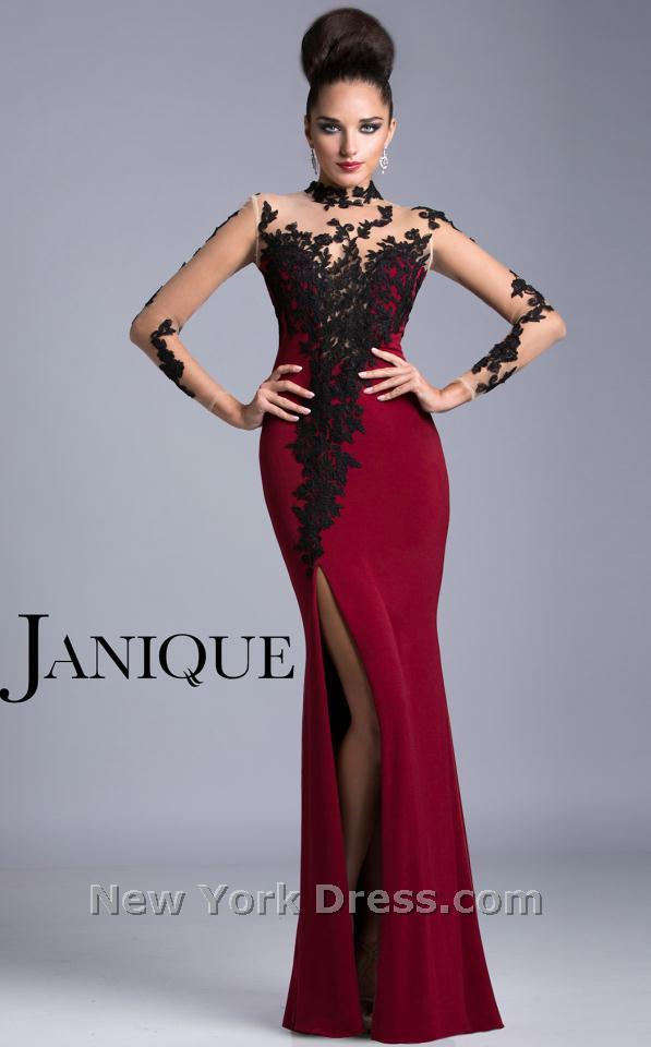 Janique K6404 Dress - NewYorkDress.com