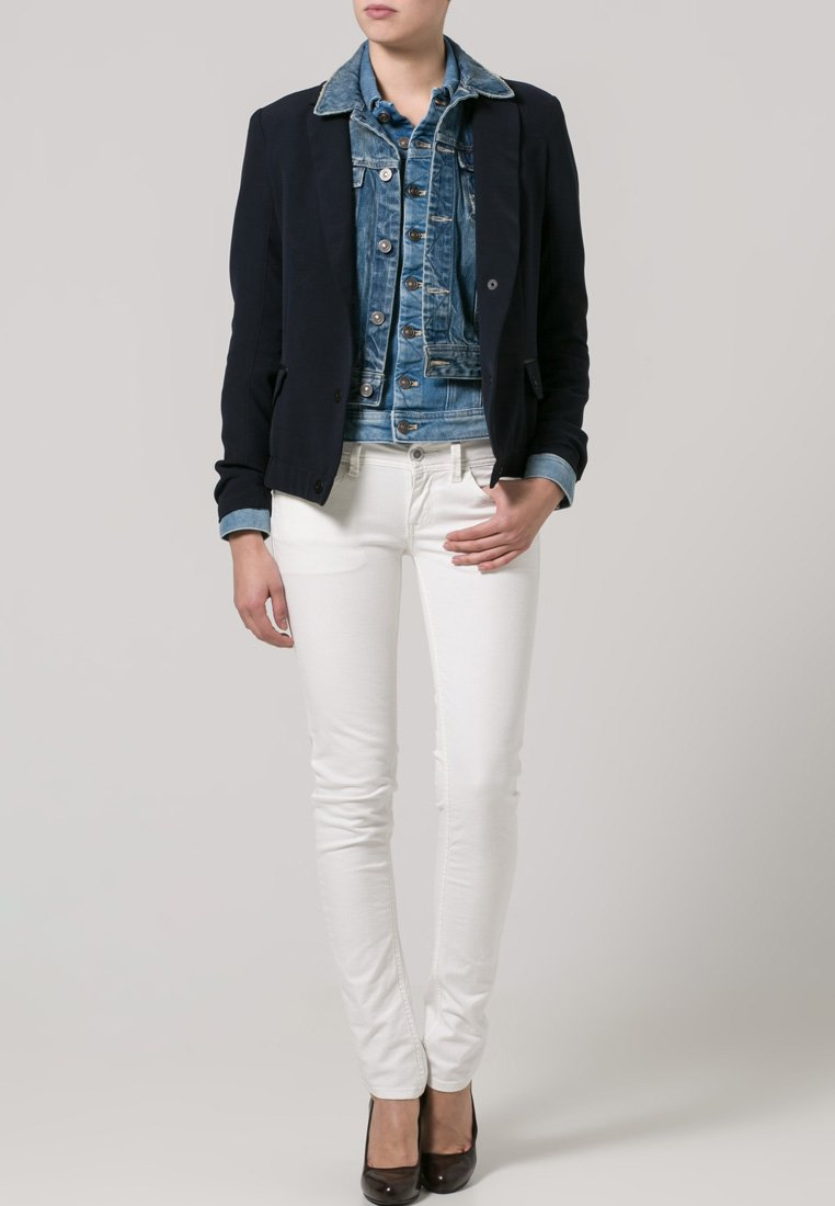 G-Star LYNN SKINNY - Jeans Slim Fit - comfort rilloh white - Zalando.ch
