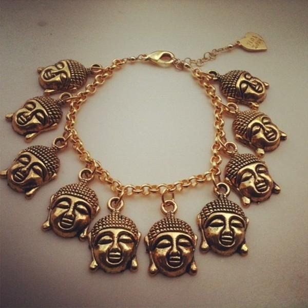 jewels buddha vidakush charm bracelet
