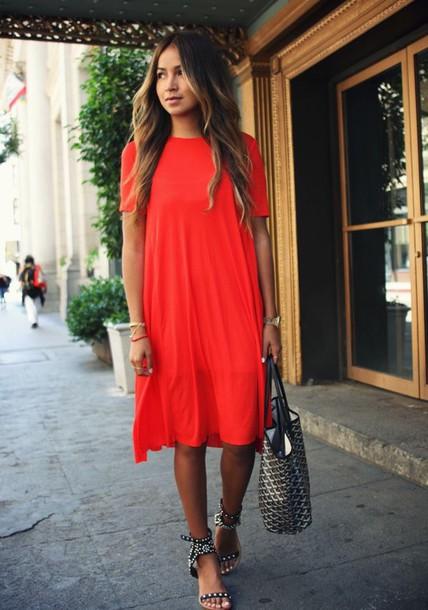 dress bright dress