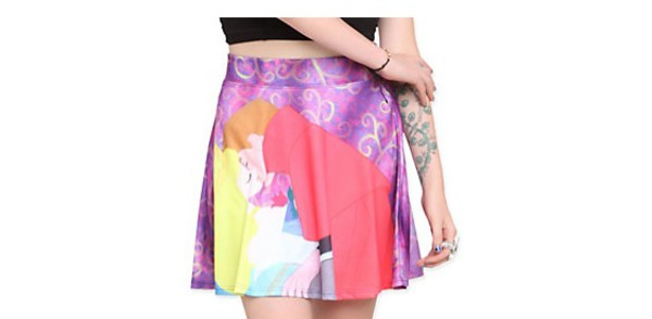 dress princess aurora skirt