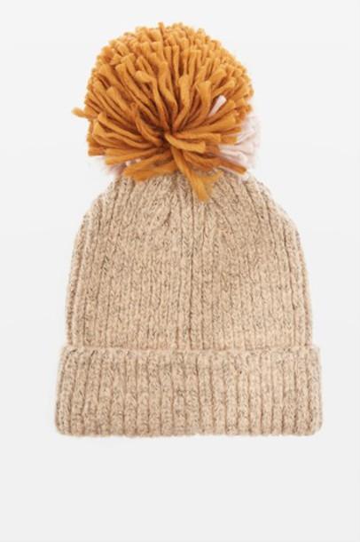 Topshop beanie hat