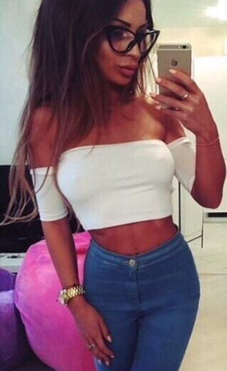 tank top crop top topshop white top bikini top summer top cute top black crop top crop tops cropped summer summer outfits summer holidays streetwear lookbook outfit outfit idea cute outfits tumblr outfit