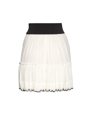 skirt zip cotton